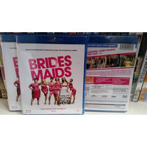 Bluray Nuevo. Damas En Guerra, Bridesmaids.