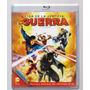 Liga De La Justicia Guerra Justice League Blu-ray