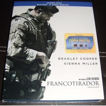 Francotirador American Sniper En Blu-ray