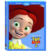 Toy Story 2 Blu-ray Combo Pack (blu-ray / Hd Digital)