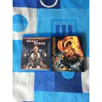 Pack Ghost Rider El Vengador Fantasma Con Nicolas Cage