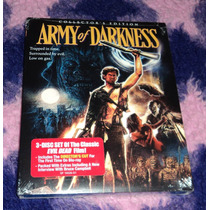 Army Of Darkness - Bluray Director