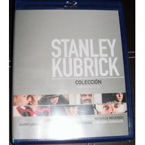 Stanley Kubrick Coleccion, Collection, 7 Peliculas, Blu-ray