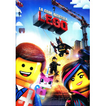Dvd La Gran Aventura Lego ( The Lego Movie ) 2014 - Philip
