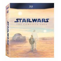 Star Wars La Saga Completa Bluray 9 Discos