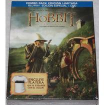 El Hobbit. Un Viaje Inesperado. Edicion Especial Con Playera