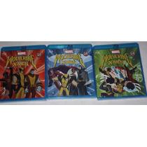 Wolverine Y Los X-men. Serie Animada. Bluray