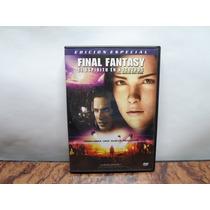 Final Fantasy El Espiritu En Nosotros Dvd Original