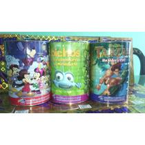 Latas Leche Nido Nestle Edicion Especial Disney Tarzan