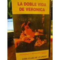 Pelicula La Doble Vida De Veronica Cine Club De La Unam Vhs