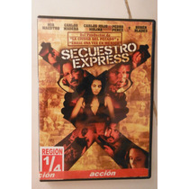 Pelicula Secuestro Express Cinema Movie Dvd - Rubén Blades