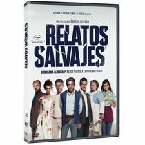 Relatos Salvajes 2014 Damián Szifrón Pelicula Comedia Dvd