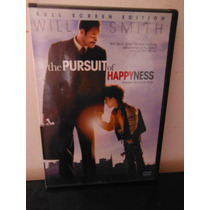 The Pursuit Of Happyness Pelicula Dvd Import Movie W. Smith
