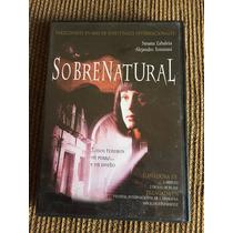 Sobrenatural - Susana Zabaleta Alejandro Tommasi Dvd Usado
