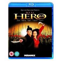 Jet Li Heroe Blu-ray