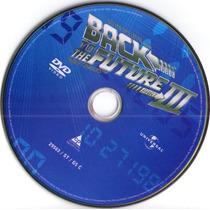 Volver Al Futuro 3 Dvd Original Español