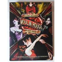 Moulin Rouge Movie Import Box Set Nicole Kidman Baz Luhrmann