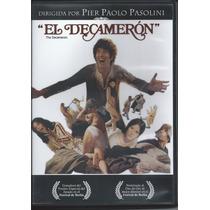 El Decamerón Cine De Arte Pier Paolo Pasolini