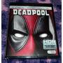 Deadpool - Bluray Ultra Hd 4k + Bluray Importado Usa Marvel