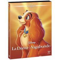 La Dama Y El Vagabundo Edicion Diamante Disney Pelicula Dvd
