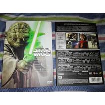Películas Star Wars Trilogía Episodios I, Ii Y Iii (1-3) Dvd