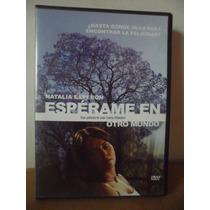 Espérame En Otro Mundo Dvd Movie Juan Pablo Villaseñor