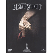 La Lista De Schindler Edición De 2 Discos Nacional R-1 Y 4