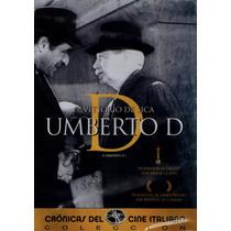 Vittorio De Sica. Umberto D. Dvd. Nuevo.