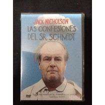 Película Dvd Las Confesiones Del Sr. Schmidt