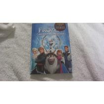 Frozen Una Aventura Congelada En Dvd Nueva Y Sellada Disney