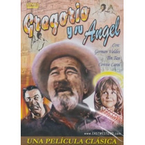 Dvd Cine German Valdez Tin Tan Gregorio Y Su Angel Tampico