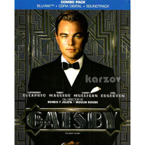 El Gran Gatsby, Combo, Soundtrack + Copia Digital + Blu-ray