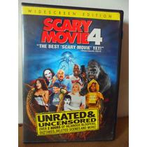 Scary Movie 4 Pelicula Dvd Import Anna Faris Leslie Nielsen