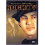 Rocky V , Película Dvd