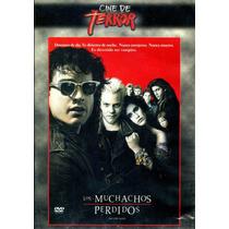 Dvd Los Muchachos Perdidos ( The Lost Boys ) 1987 - Joel Sch