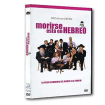 Morirse Está En Hebreo Dvd