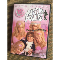 Austin Powers Agente Internacional Del Misterio Mike Myers