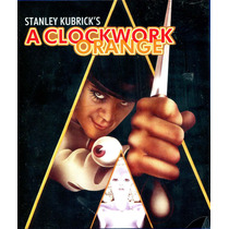 Br Naranja Mecanica ( A Clockwork Orange ) 1971 - Stanley Ku