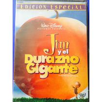 Jim Y El Durazno Gigante En Dvd
