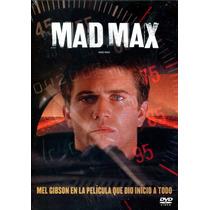 Dvd Mad Max ( 1979 ) - Geroge Miller / Mel Gibson / Joanne S