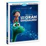 Un Gran Dinosaurio Disney , Pelicula En Blu-ray + Dvd