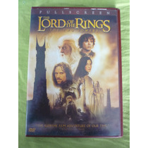 The Lord Of The Rings The Two Towers Dvd 2003