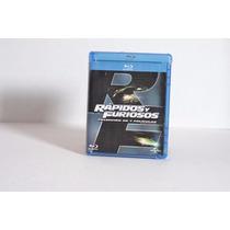 Colección 7 Películas Rapidos Y Furiosos Blu Ray