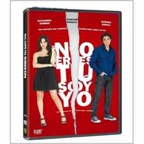 Dvd No Eres Tu, Soy Yo : Eugenio Derbez