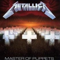 Metallica Master Of Puppets (vinilo) [importado]