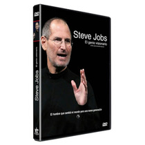 Documental Steve Jobs El Genio Visionario Dvd