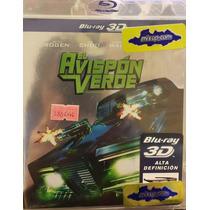 El Avispón Verde (blu-ray 3d / Blu-ray 2d)