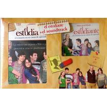 El Estudiante Boxset Pelicula Dvd + Cd Soundtrack