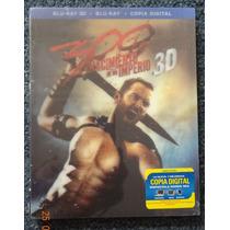 Blu-ray 3d 300 Nacimiento De Un Imperio Bluray+bluray+copia