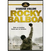 Rocky Balboa , Stallone , La Película Dvd ,